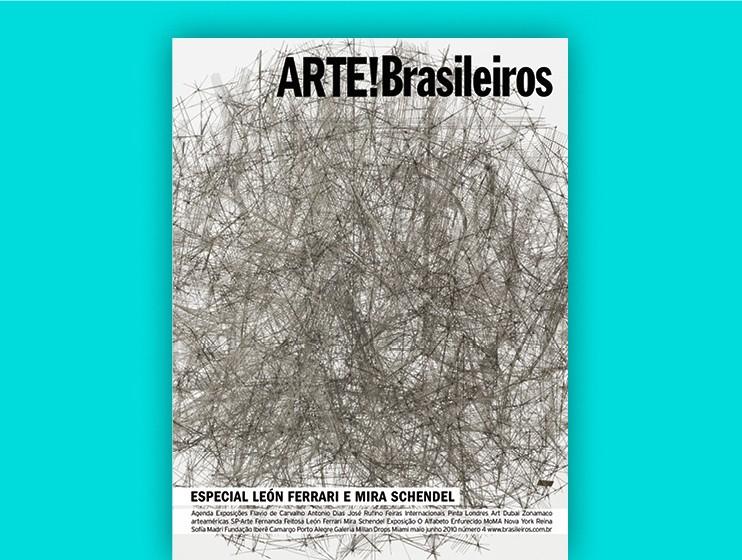 Revista Arte!Brasileiros