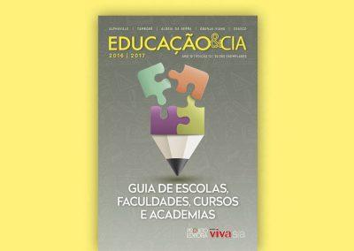 Encarte Guia de Educação – Revista Viva/SA 2016